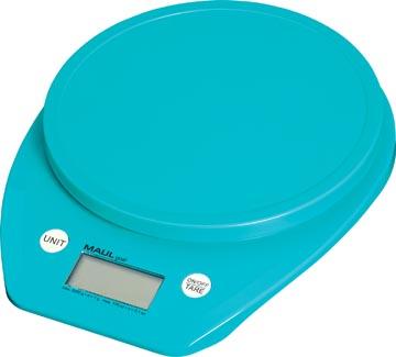 Maul Postweegschaal MAULgoal, weegt tot 5 kg, blauw