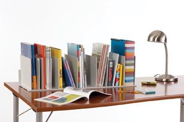 Paperflow extra tussenschotten voor sorteervakken ref. 203402 en ref. 493202, pak van 10 stuks