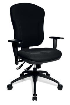 Topstar bureaustoel Wellpoint 30 SY, zwart
