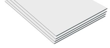 Tekenpapier Plano 120 g/m², ft 55 x 73 cm