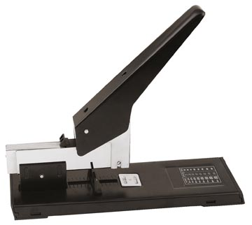 STAR blokhechter Heavy Duty full strip, capaciteit: 240 blad