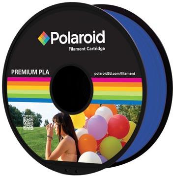 Polaroid 3D Universal Premium PLA filament, 1 kg, lichtblauw transparant